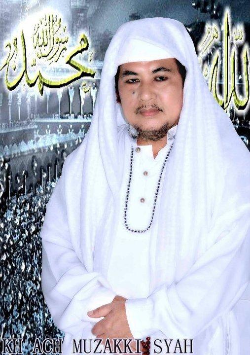 KH. AHMAD MUZAKKI SYAH DAN ZIKIR MANAKIB SYEKH ABDUL QADIR JAELANI  (3/3)